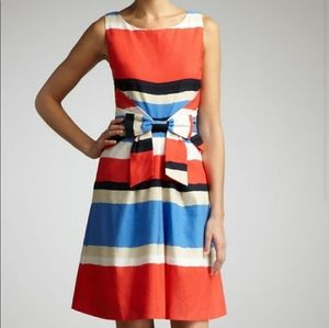 Kate Spade Jillian stripe dress